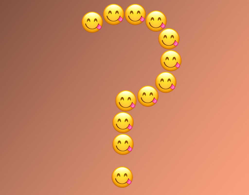 Bedeutung 3 smiley List of