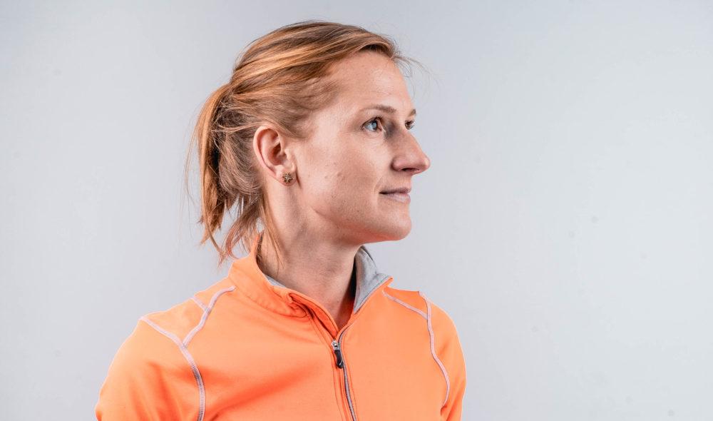Kasia Orzechowska brach nur Monate nach der Geburt ihres Kindes den Rekord bei einem Ultramarathon