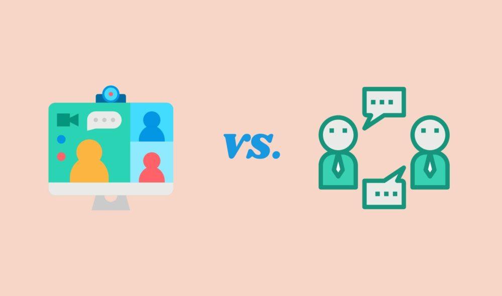 Homeoffice vs. Office: Die Vor- und Nachteile