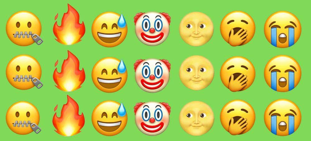 Die verschiedenen Bedeutungen von Emojis - Teil 2