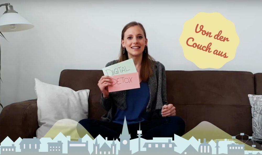 Von der Couch aus: So integrierst du Digital Detox in dein Leben
