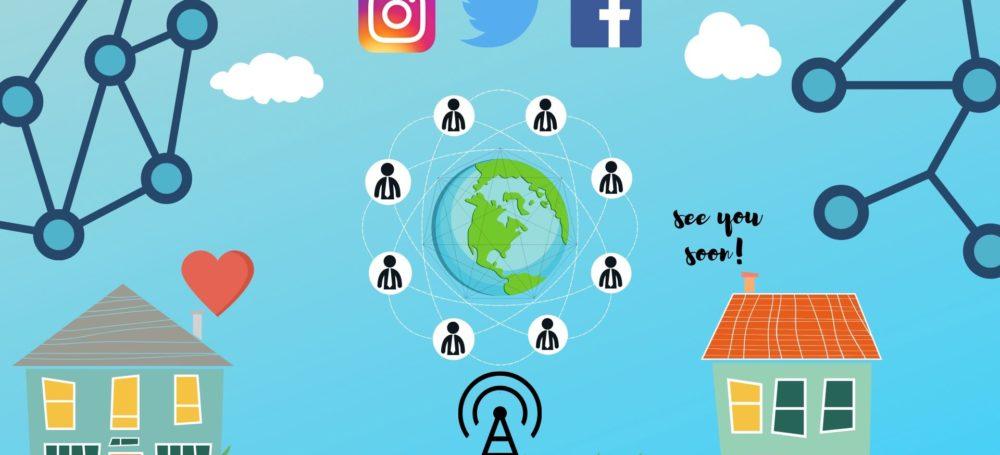 8 Wege, auf denen soziale Medien durch die Coronakrise tatsächlich wieder sozial wurden