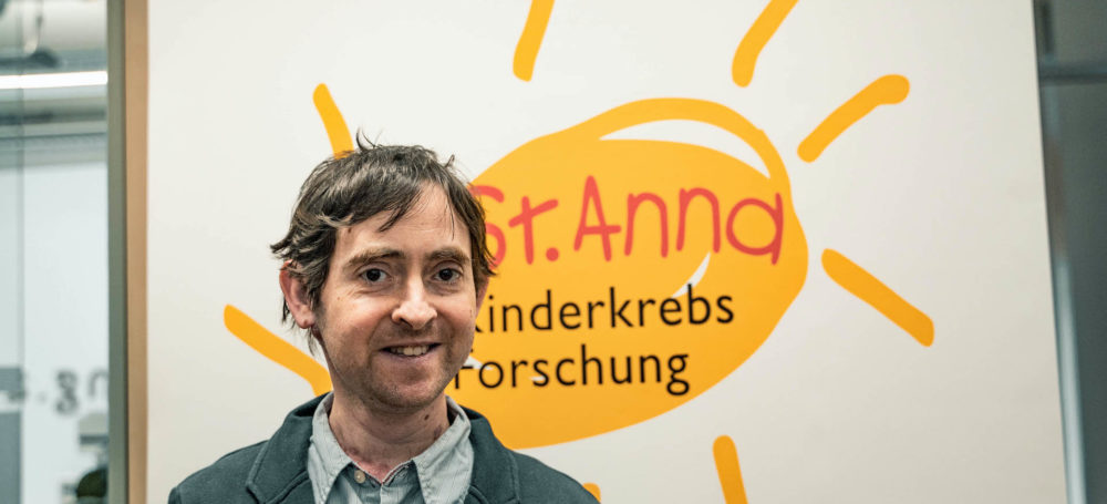 Ein Kinderkrebs-Survivor sauehrlich: Dieter Wally