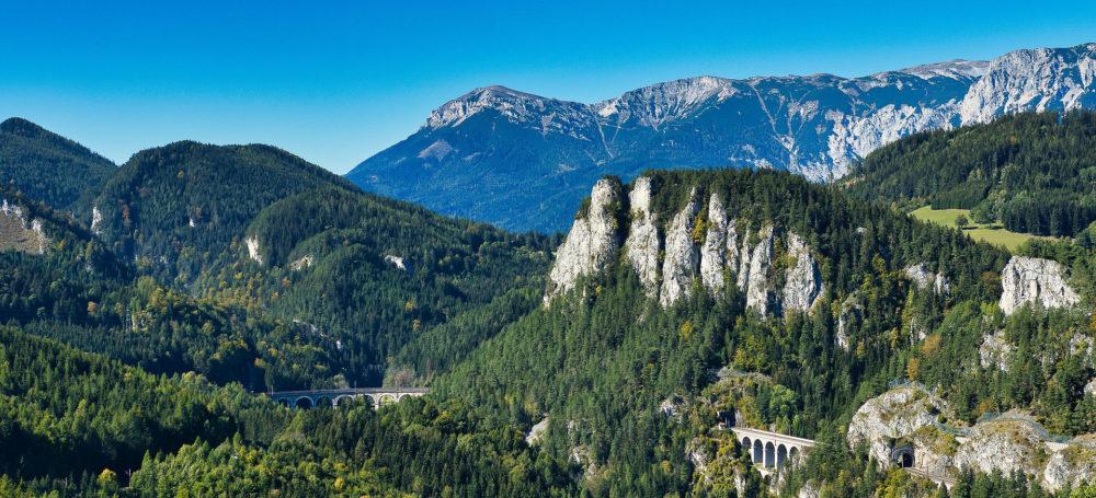 9 malerische Zugstrecken in Österreich, die du unbedingt gesehen haben musst