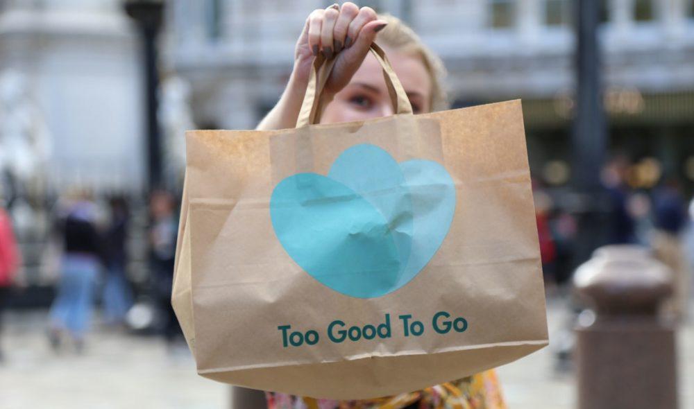 Lebensmittel retten mit einer App: Too Good To Go Country Manager Georg Strasser beendet unsere Sätze