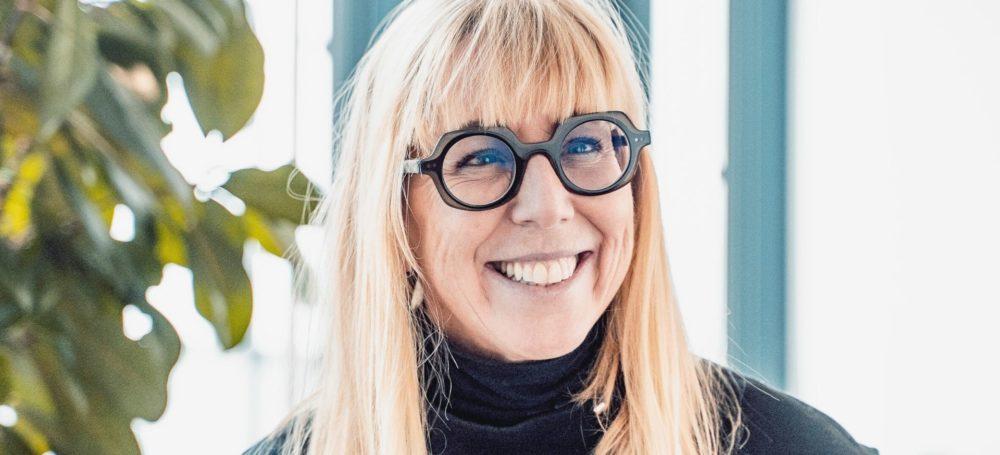 Eine Aktivistin sauehrlich: Caroline Casey