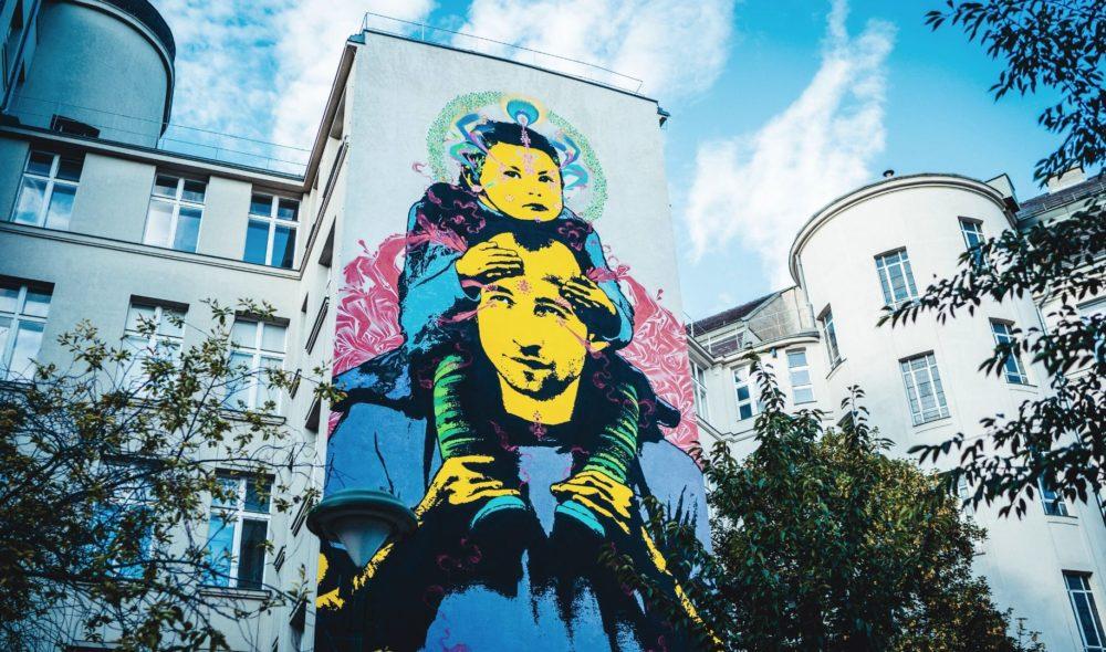 Die bekanntesten Street Art Kunstwerke Wiens und die Geschichten dahinter