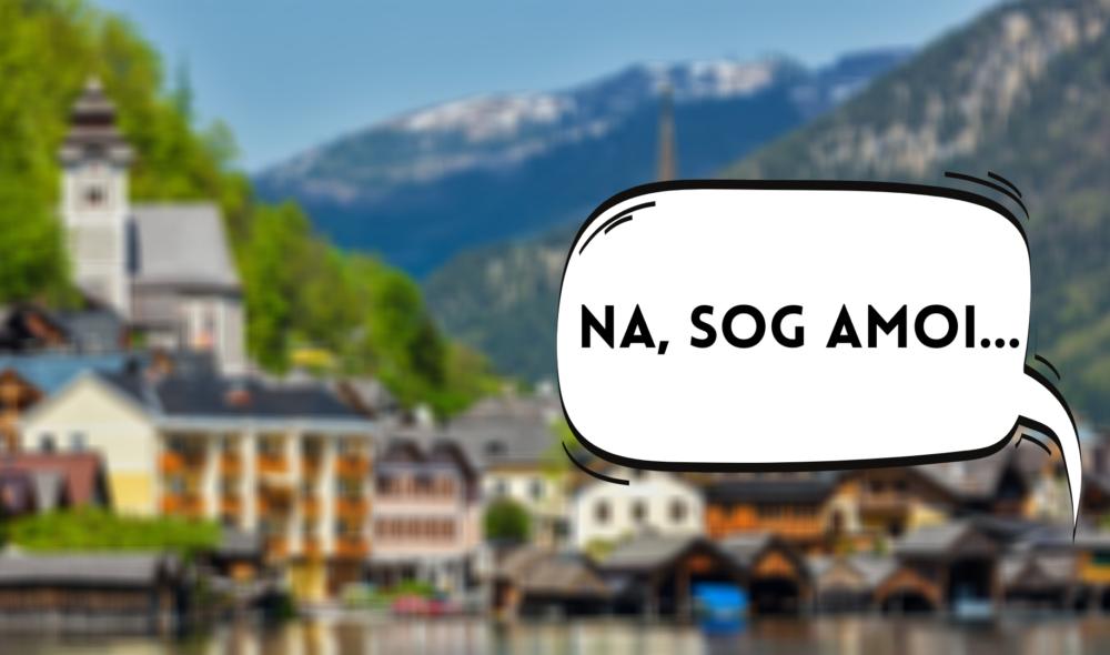 Diese Dialektwörter aus den einzelnen österreichischen Bundesländern solltest du unbedingt kennen