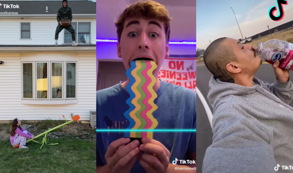 Quiz: Welcher beliebte TikTok Trend aus 2020 bist du?
