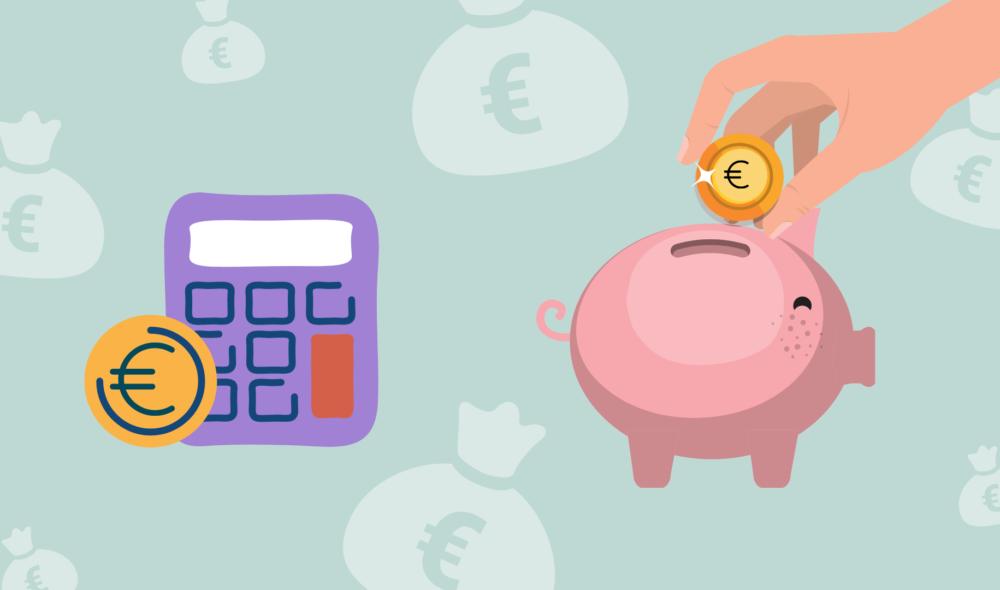 14 simple Hacks, mit denen du Geld Sparen in deinen Alltag integrierst