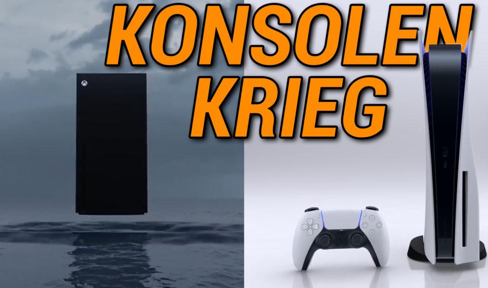 Wieso sich die PS5, die Xbox Series X und die Nintendo Switch einen Konsolenkrieg liefern