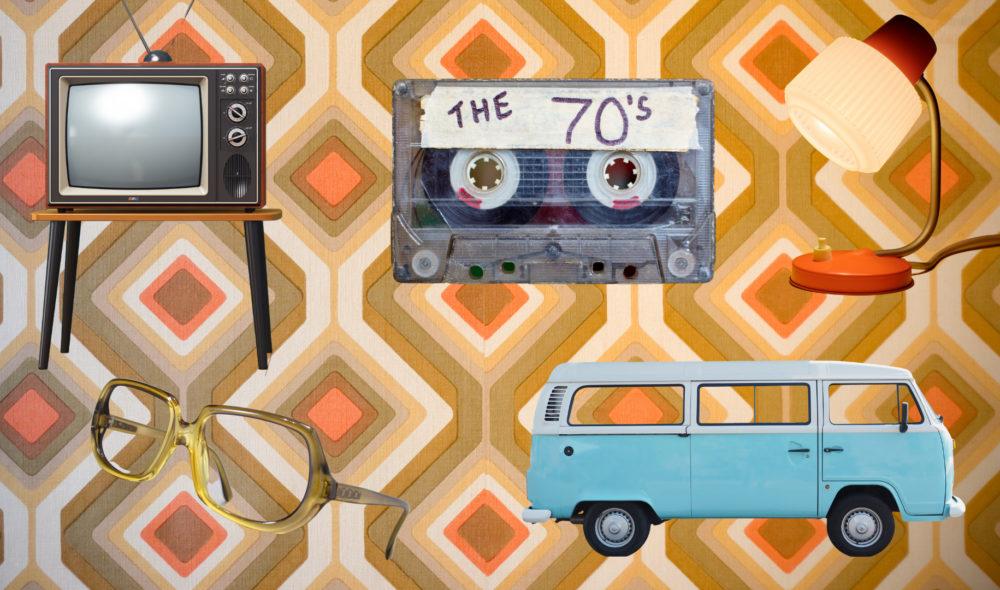 Wie sich die 70er ganz heimlich ins Jahr 2021 geschlichen haben
