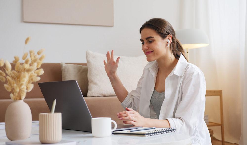 13 Tipps, wie du dein erstes Vorstellungsgespräch über einen Video-Call meisterst