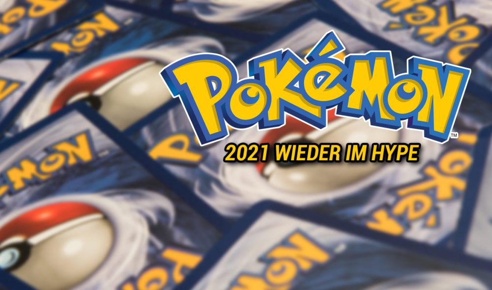 Warum Pokémon 2021 wieder richtig im Hype ist