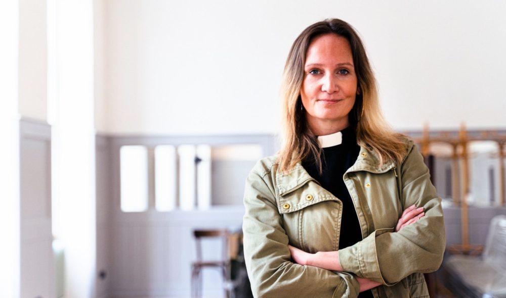 Eine Pastorin sauehrlich: Mira Ungewitter