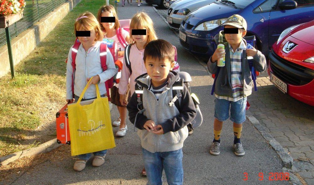 Zwischen #StopAsianHate und dem Aufwachsen in Österreich