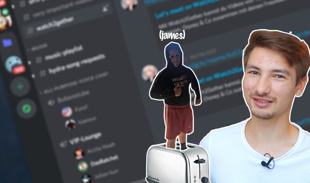 Friends im Internet: Wie du aus Fremden Freund*innen machst