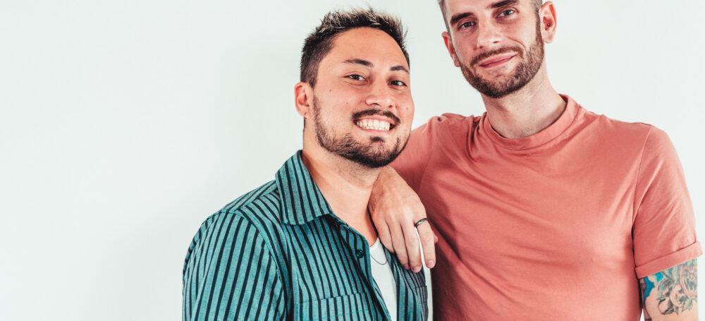 Queer Talk mit Wurstaufschnitt und Bruman Rockner über das Aufwachsen am Land